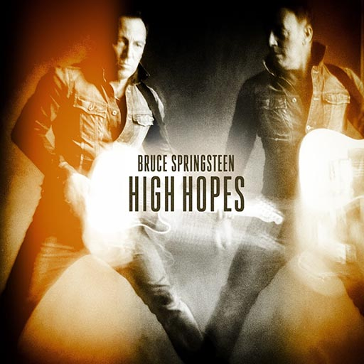 High Hopes Bruce Springsteen 17th studio album
