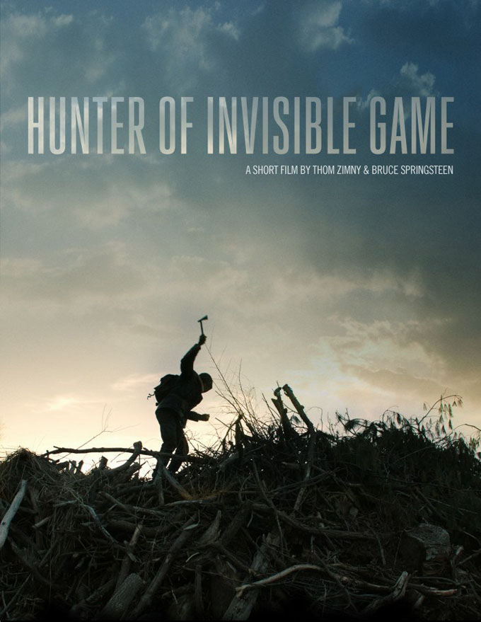 Hunter of invisible game