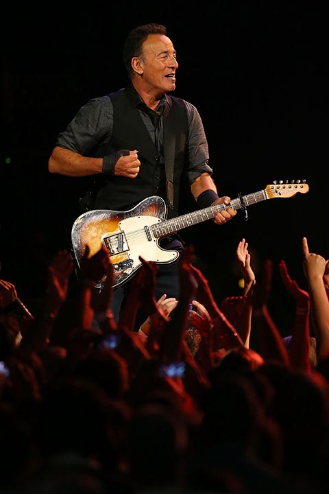bruce Springsteen  Pittsburg