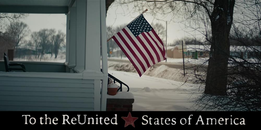 To the ReUbnited States od America