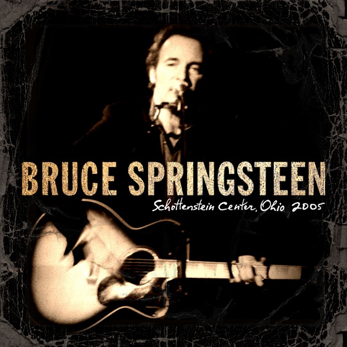 Bruce Springsteen, Schottentsein Center, Ohio, 2005 ''Devil & Dust'' Tour