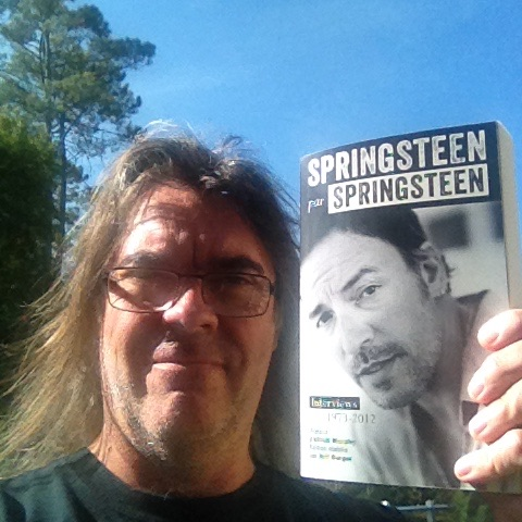 Bruce Springsteen and I